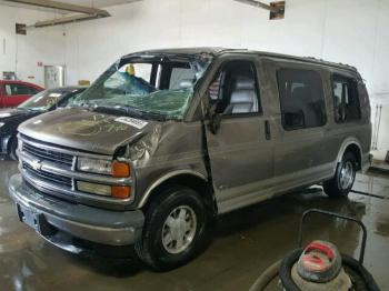 Salvage Chevrolet Express Cargo