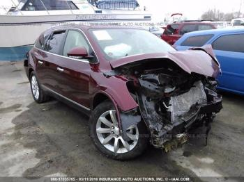 Salvage Buick Enclave