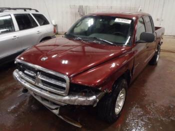 Salvage Dodge Dakota