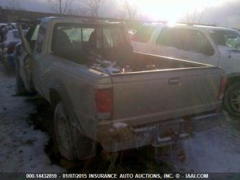 Salvage Ford Ranger
