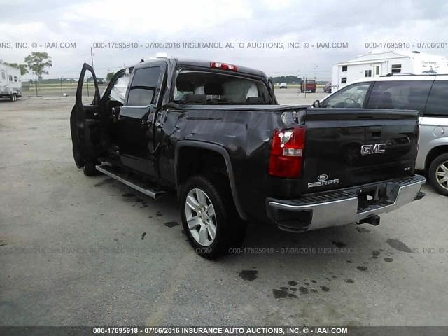 salvage gmc sierra 1500 trucks for sale and auction 3gtu2uec8fg103659. Black Bedroom Furniture Sets. Home Design Ideas