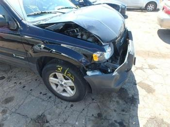 Salvage Ford Escape Hybrid