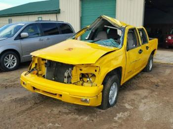 Salvage Chevrolet Colorado