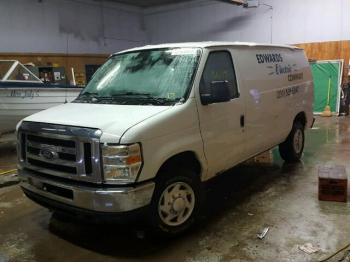 Salvage Ford E-Series Cargo