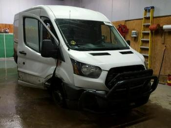 Salvage Ford Transit Cargo